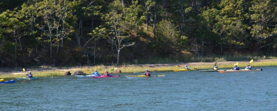Slider–Kayak